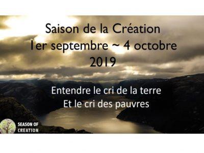 Saison de la Création
