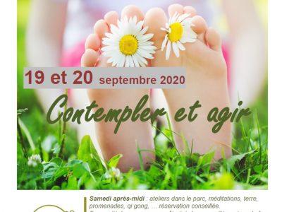Saison de la Création : le Couvent de Saint Jean de Bassel a ouvert ses portes les 19 et 20 septembre 2020