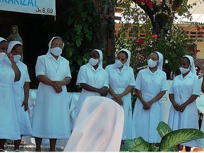 Professions religieuses à Madagascar
